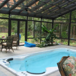 spa enclosure, oragneburg, sc