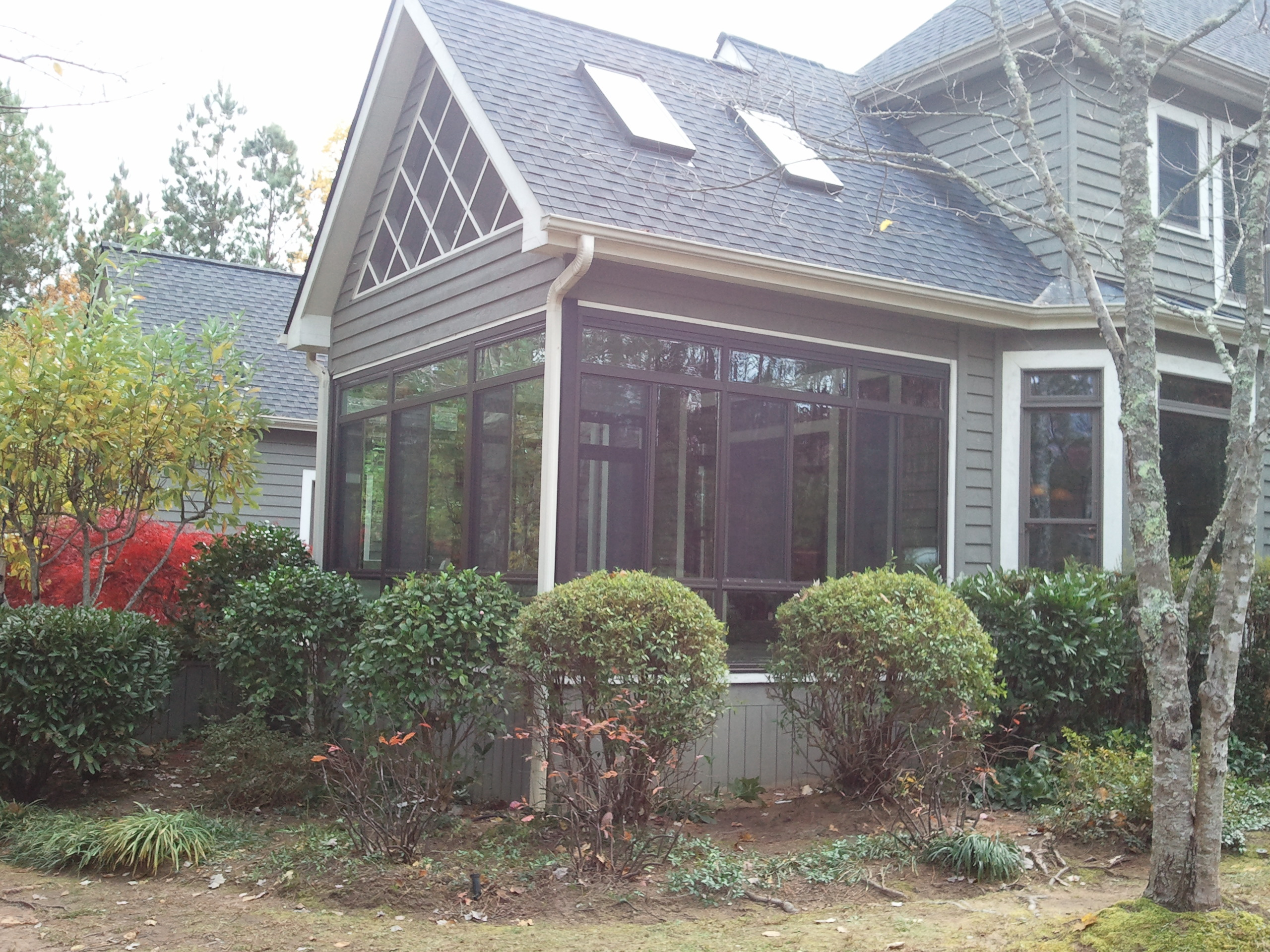 Porch Enclosure Nc Architectural Glass