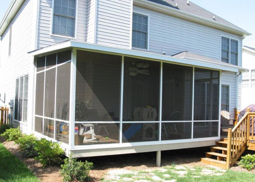 Screened Porch Greer Sc Architectural Glass