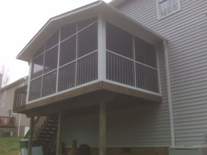 screen porch mauldin, sc