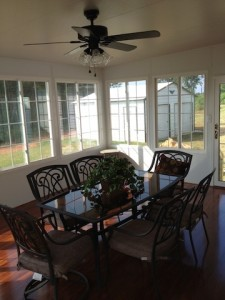 Hybrid Sunroom, Gaffney, SC